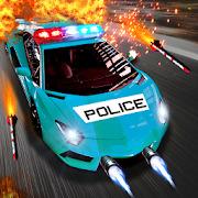 Police Venom Force : Arcade Car Shooting Game