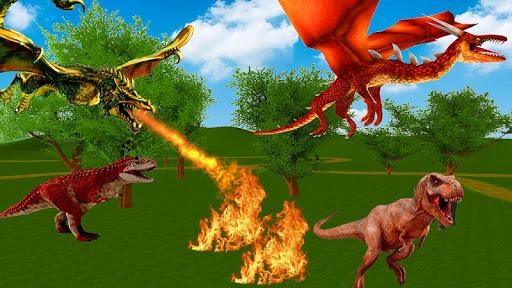 Games lol | Game » Dragon Simulator fighting Arena : Dragon Free Game