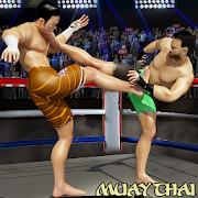 Muay Thai Fighting Clash: kick Boxing origin 2018