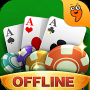 Teen Patti Offline♣Klub-The only 3patti with story
