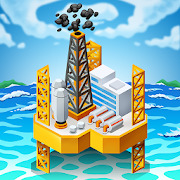 Oil Tycoon 2 - Idle Clicker Factory Miner Tap Game