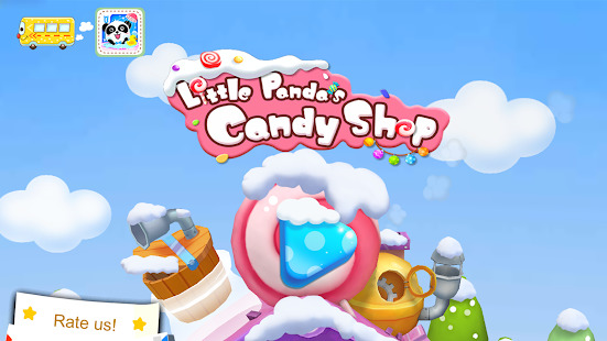 Little Panda's Candy Shop Screenshot