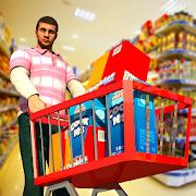 Idle City Supermarket Tycoon : Shopping Game