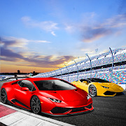 extreme Lamborghini adventure car racing games
