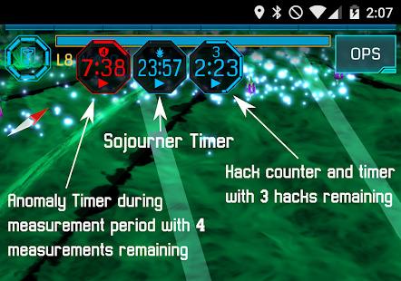 Integrated Timer  For Ingress Screenshot