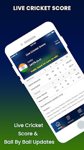 Cricket Scoreboard - Cricket World Cup 2019 Screenshot