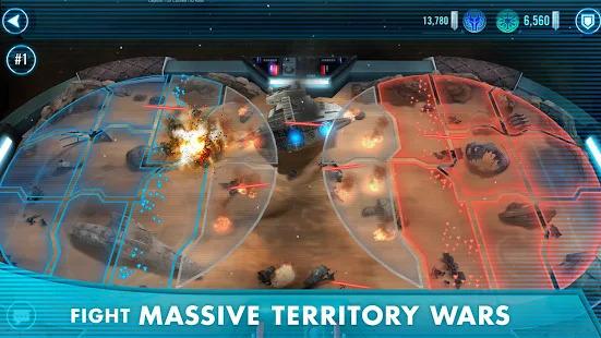 Star Wars™: Galaxy of Heroes Screenshot