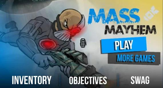 Mass Mayhem 2099 AD Screenshot