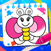 Kids Paint & Coloring Game for Kids - Kids Game