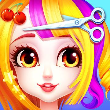 Magical Hair Salon: Girl Makeover