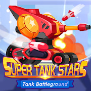 Super Tank Stars - Tank Battleground, Tank Shooter