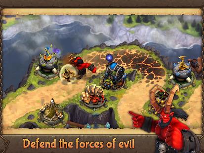 Evil Defenders Screenshot
