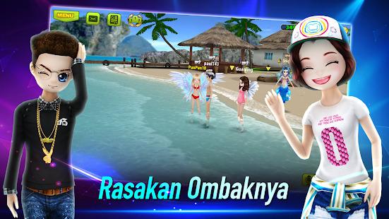 AVATAR MUSIK INDONESIA - Social Dancing Game Screenshot