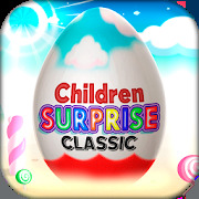 Surprise Eggs for Girls and Boys