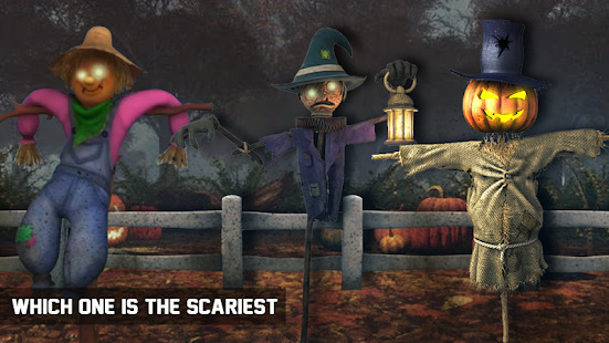 ScareCrow Run - Scary Monster Neighbor 3d Beast Screenshot