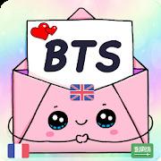 BTS Messenger! Chat Simulation