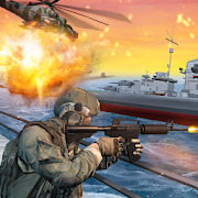 World War Naval Warfare: Navy Battle 3D