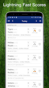 Brewers Baseball: Live Scores, Stats, Plays, Games Screenshot