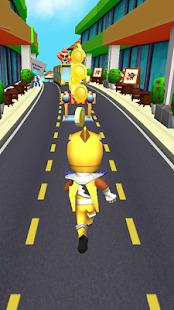 Power Subway Dino Charge Screenshot
