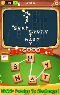 Word ABC  - A word link Game&word connect Screenshot