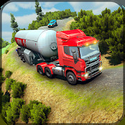 Offroad Oil Tanker Transporter Truck Drive