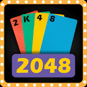 2048 Cards - 2048 Numbers Puzzle, 2048 Solitaire