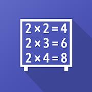 Multiplication table - learn easily mathematics