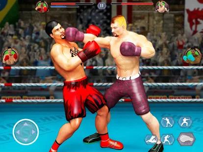 World Tag Team Super Punch Boxing Star Champion 3D Screenshot