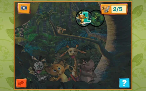 Madagascar: My ABCs Screenshot