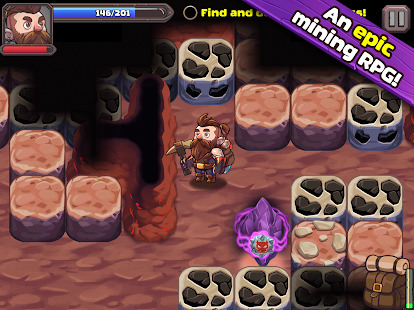 Mine Quest 2 - Mining RPG Screenshot