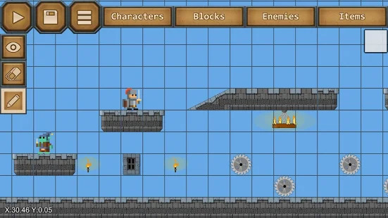 Epic Game Maker - Create and Share Your Levels! Screenshot