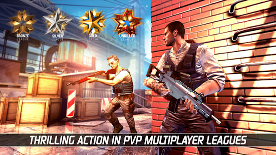 UNKILLED - Zombie FPS Shooting Game Screenshot