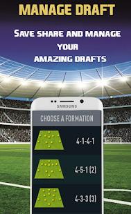 new fut 18 Draft Simulator by Redsky Screenshot