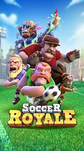 Soccer Royale - Stars of Football Clash Screenshot