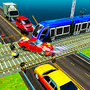 Railroad Crossing Game  2019  Train Simulator Free
