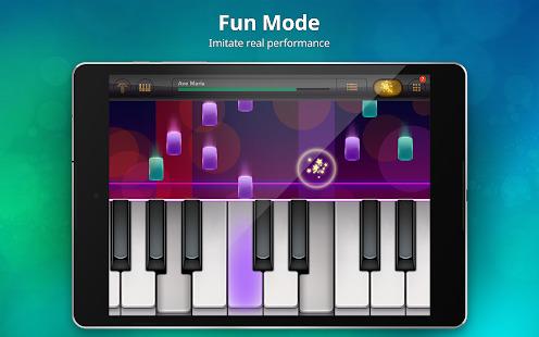 Piano Free - Keyboard with Magic Tiles Music Games Screenshot