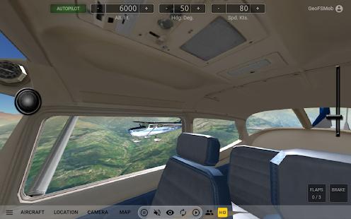 Games lol | Game » GeoFS – Flight Simulator