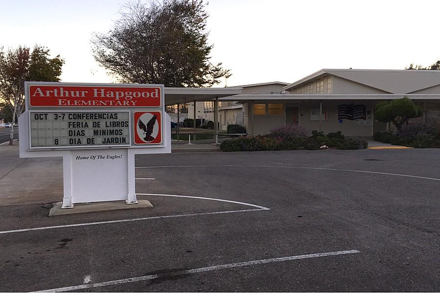 Hapgood Elementary School