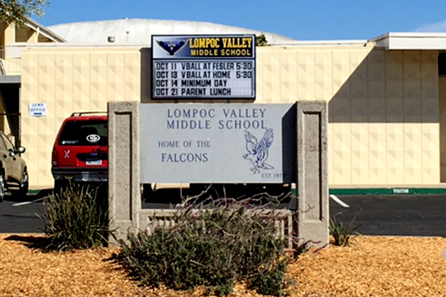 Lompoc Valley Middle School