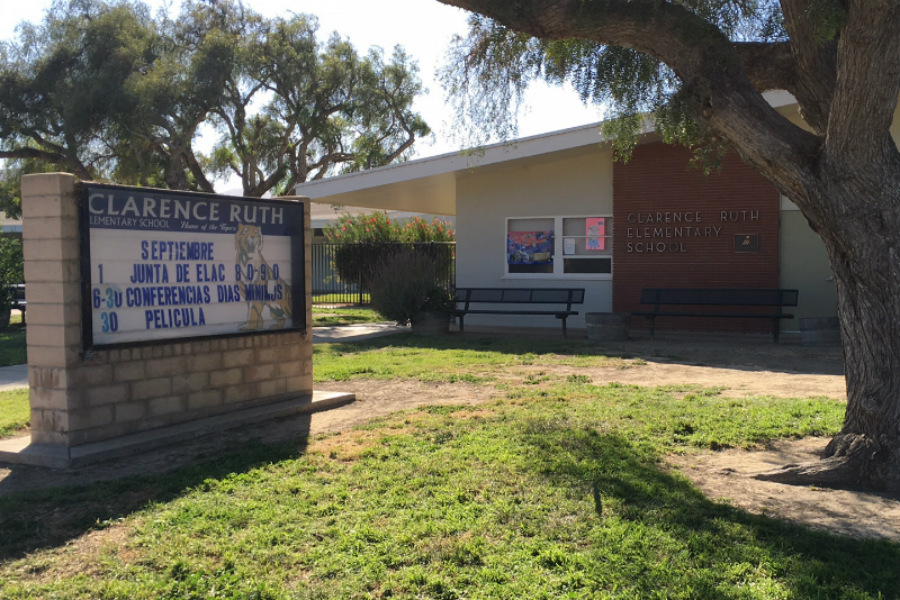 Clarence Ruth Elementary School