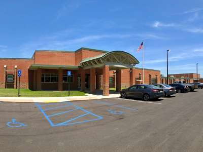 Commodore Conyers College & Career Academy