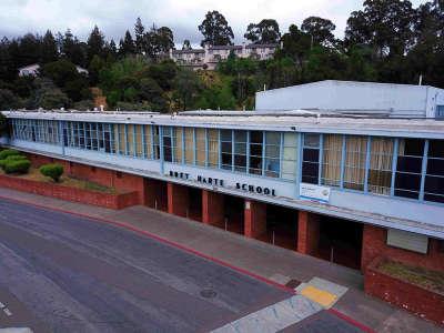 Bret Harte Middle School