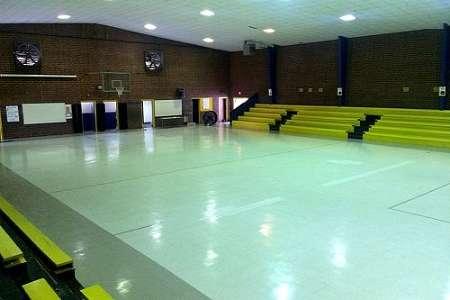Old Martha Rawls Smith Elementary Gym