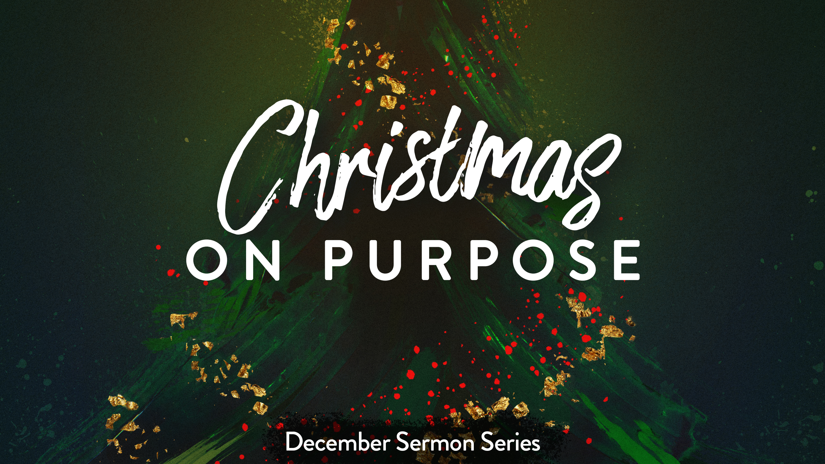 Christmas on Purpose