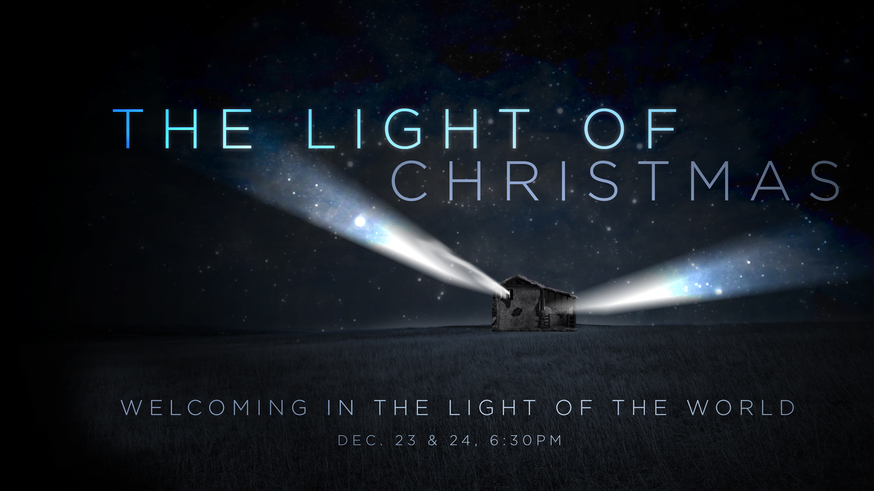 Christmas Service: The Light of Christmas