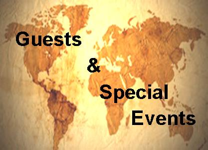 Guests & Special Events