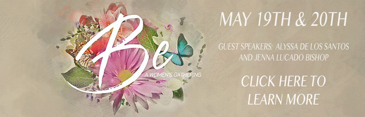 Be Women's Gathering 2017