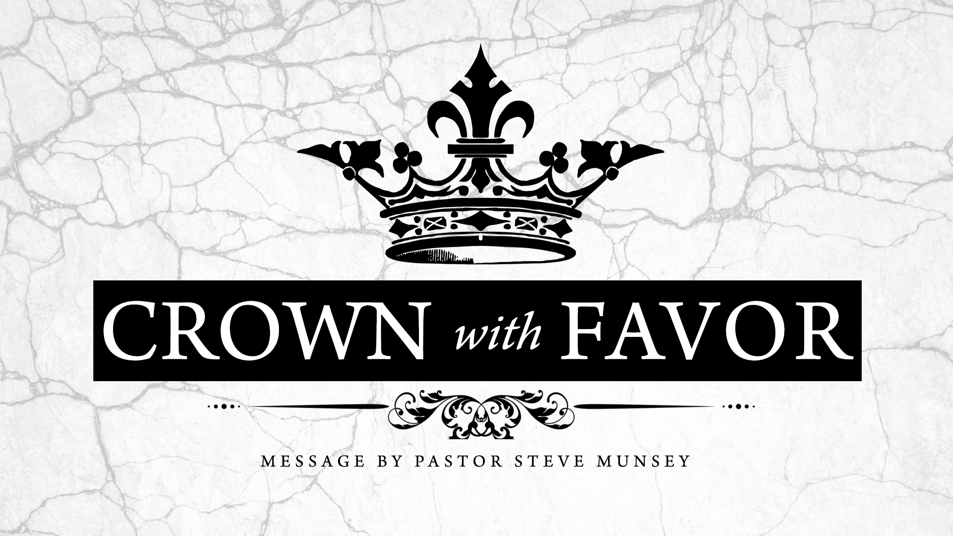 Crown with Favor