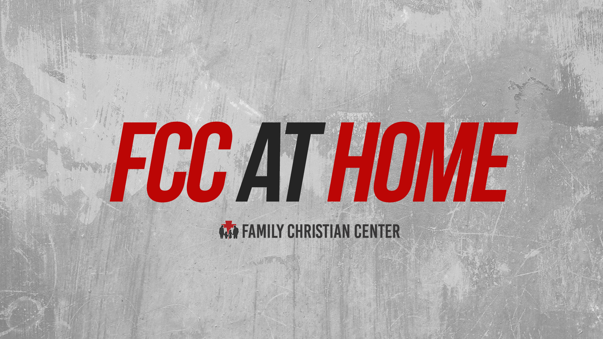 FCC at HOME
