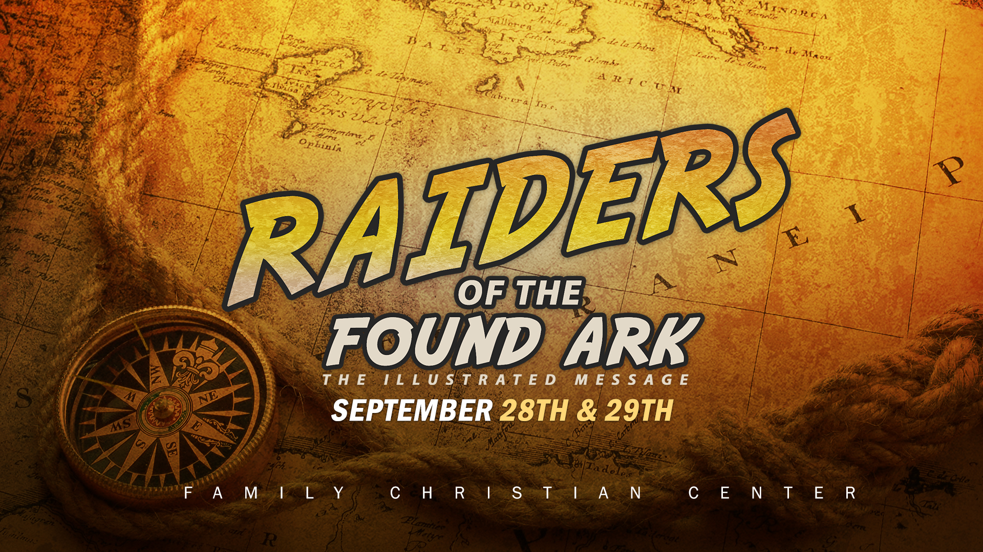 Raiders of the Found Ark